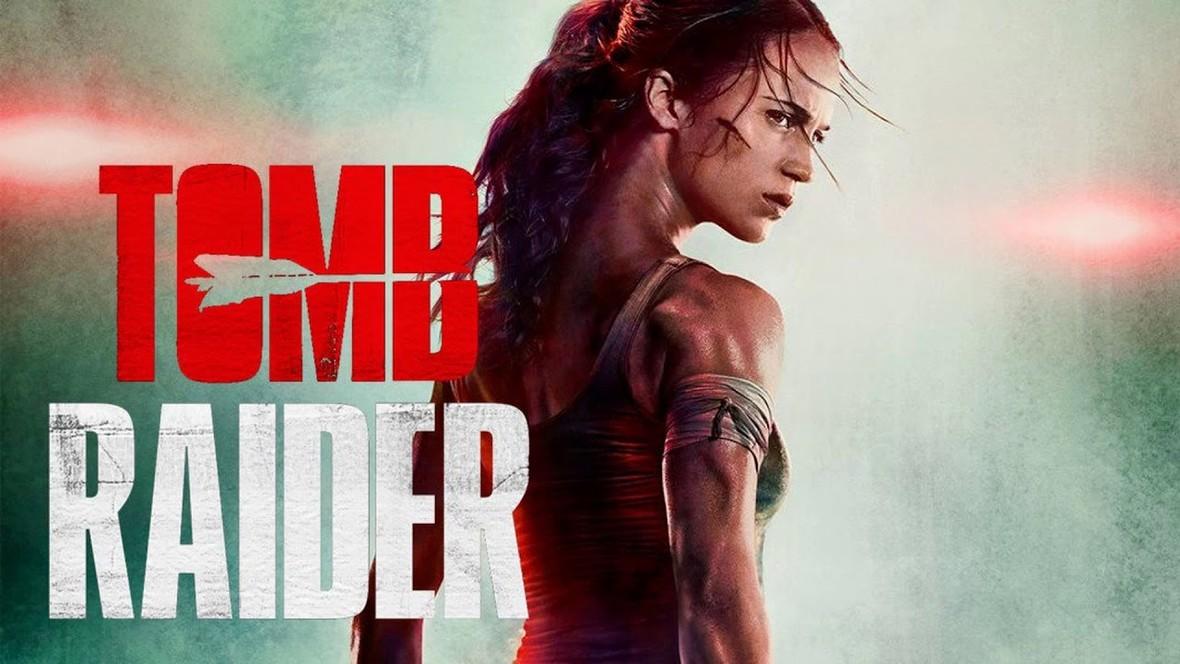 Alicia Vikander jako Lara Croft