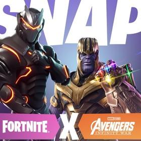 """W """"Fortnite"""" pojawi się Thanos z """"Avengers: Infinity War"""""""
