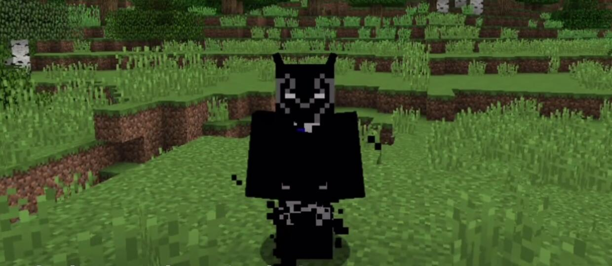 Black Panther Minecraft