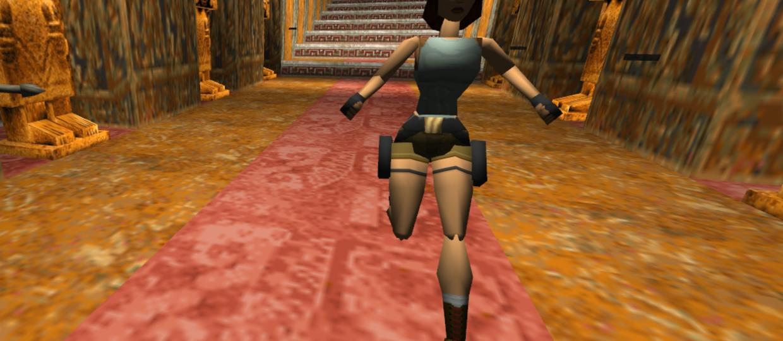 W oryginalnego Tomb Raidera można zagrać w przeglądarce