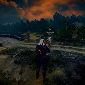 Wiedźmin 3: Dziki gon w trybie HDR na PS4