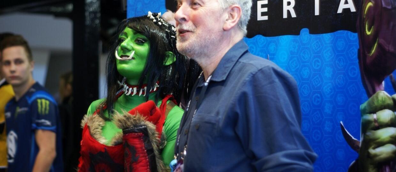 """William King: 20 lat grałem w """"Warcrafta"""" i to był mój research do pracy"""