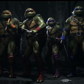 """Wojownicze Żółwie Ninja dołączą do obsady gry """"Injustice 2"""""""