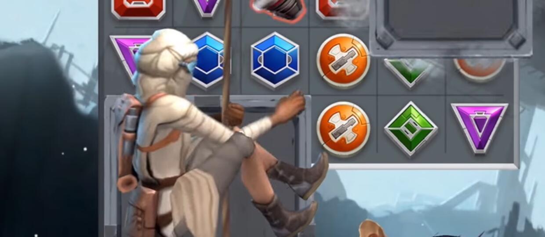 Wyćwicz szare komórki w nowej grze Star Wars: Puzzle Droids