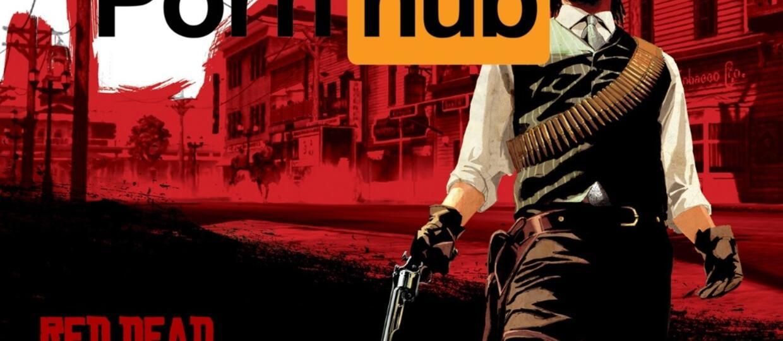"""Wyszukiwania """"dzikiego zachodu"""" podskoczyły na Pornhubie o 745%. Wszystko dzięki """"Red Dead Redemption 2"""""""