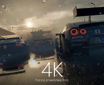 Xbox One X zmieści tylko kilka gier 4K