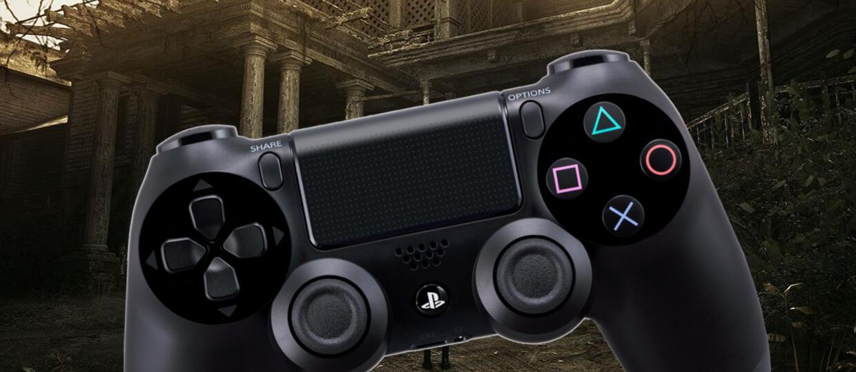 Zagraj na PS4 obrzydliwym padem z Resident Evil