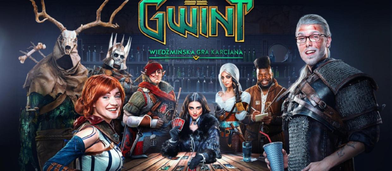 Zagraj w GWINTA z Wiedźminem