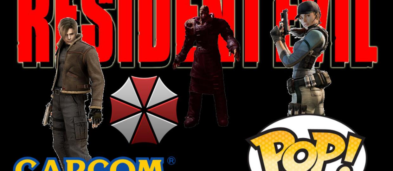 Zbierz kolekcję figurek Resident Evil