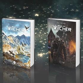książki o Wiedźminie