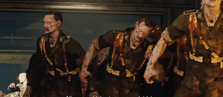 Zbliża się inwazja zombie na Call od Duty: WW2