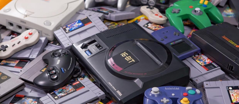stare gry i konsole
