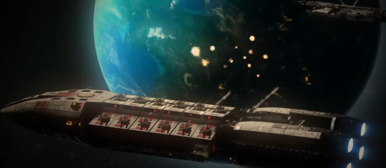 Zobacz trailer strategii taktycznej w świecie Battlestar Galactica