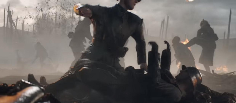 Zwiastun pokazuje historie bohaterów Battlefield 1
