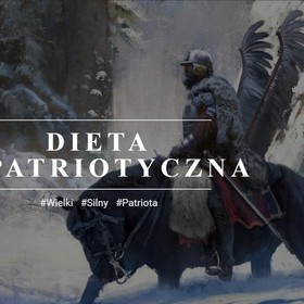 11 listopada startuje serwis z patriotyczną dietą dla prawdziwych Polaków