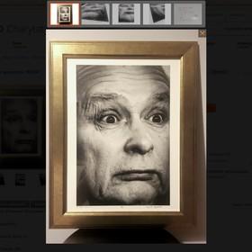Allegro usunęło aukcję WOŚP z portretem Kaczyńskiego