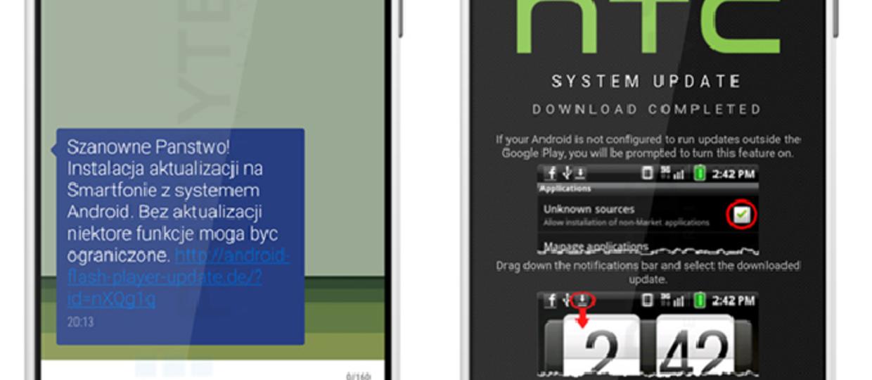 Banki ostrzegają przed trojanem na Androida