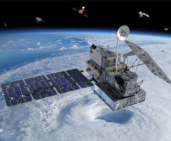 satelity nad Ziemią