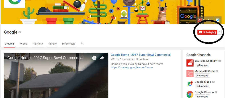 Błąd na YouTubie pozwala zmniejszać komuś liczbę fanów