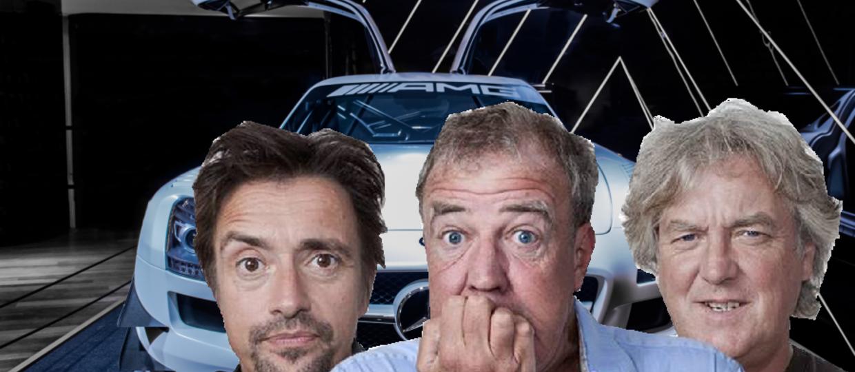 """Clarkson, Hammond i May tworzą """"YouPorn z samochodami"""""""