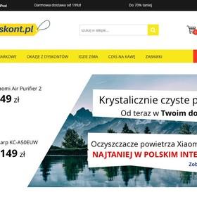 DomowyDyskont.pl – powstał pierwszy internetowy dyskont w Polsce