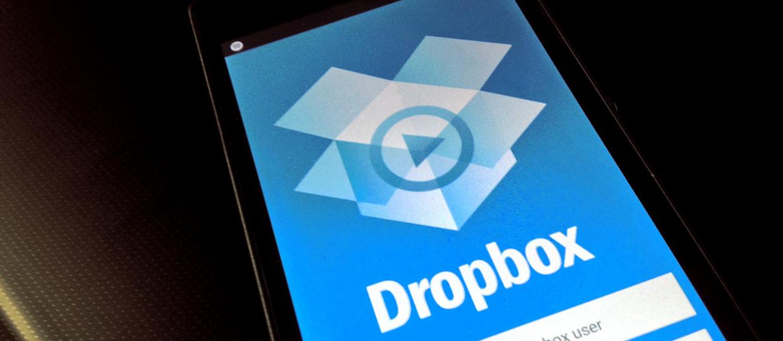 Dropbox przechowywał pliki wykasowane przez użytkowników