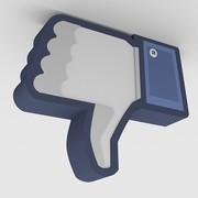 """Facebook testuje przycisk """"Nie lubię"""" - można stosować tylko do znajomych"""