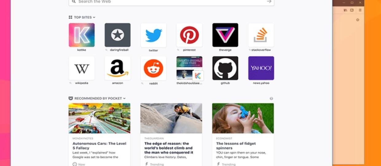 przeglądarka Firefox