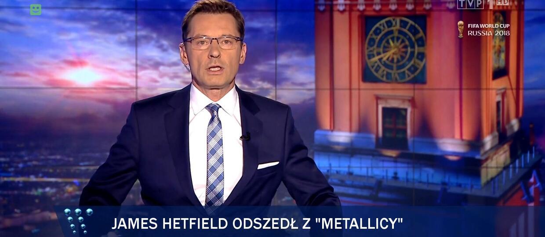 """Generator pasków z """"Wiadomości"""" TVP 1 stał się hitem internetu"""