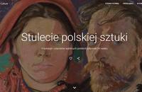 Google Arts&Culture Stulecie polskiej sztuki