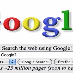 20 lat Google