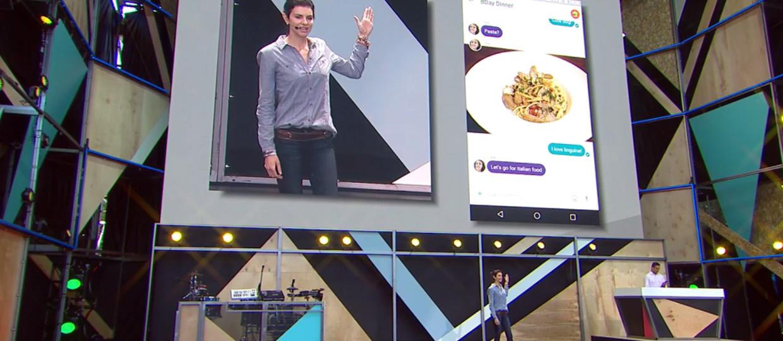 Google stawia na wirtualnego asystenta i rzeczywistość