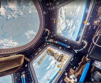 Google Street View pozwala zwiedzić ISS