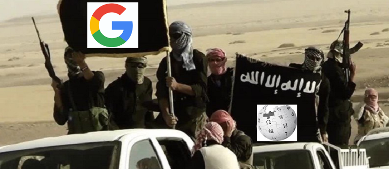 Google zablokowany – ustawa antyterrorystyczna w akcji