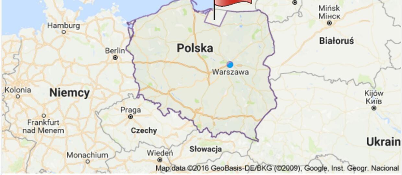 Google zapowiada rozbiór Polski