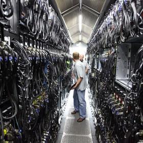 Ile miejsca zajmuje współczesny internet?