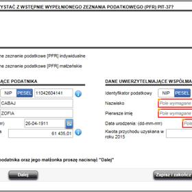 Jak rozliczyć PIT przez internet?