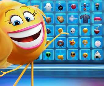 Emoji the movie