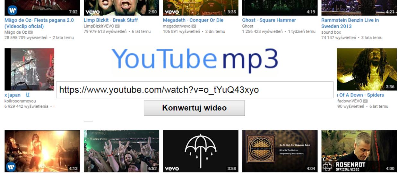 Koniec z pobieraniem mp3 z YouTube'a?