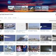 NASA opublikowała setki nagrań z tajnych testów