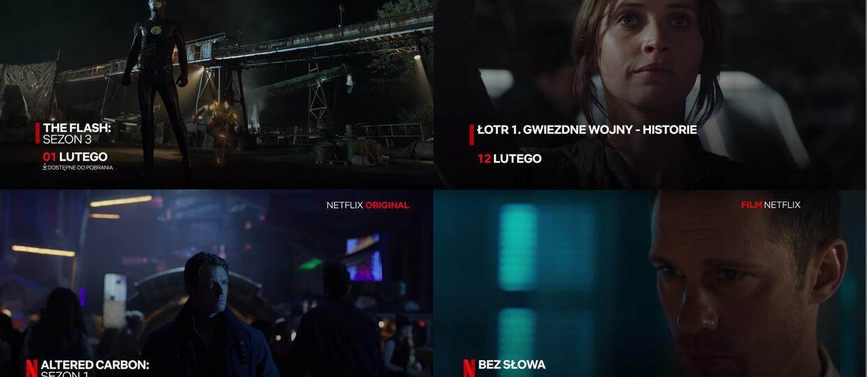 Netflix - nowości na luty 2018