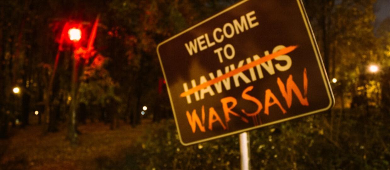 """Netflix zmienił Warszawę w świat ze """"Stranger Things"""""""