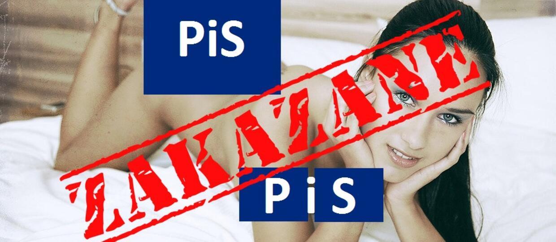 PiS chce zakazać porno w internecie