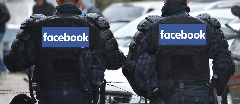 Policja kupowała dane o użytkownikach Facebooka i Twittera
