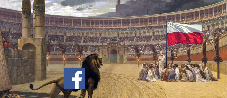 Polscy chrześcijanie zablokowani przez Facebooka