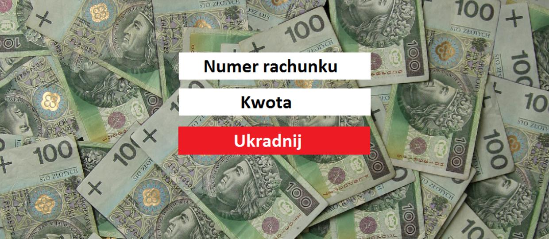 Polscy przestępcy ukradli przez internet 94 mln zł