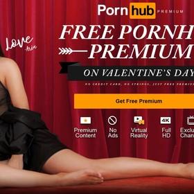 Pornhub daje w Walentynki darmowy dostęp Premium