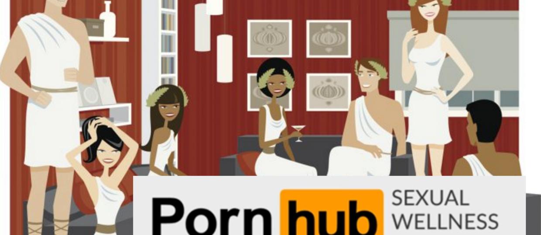 Pornhub pokazuje sztukę kochania