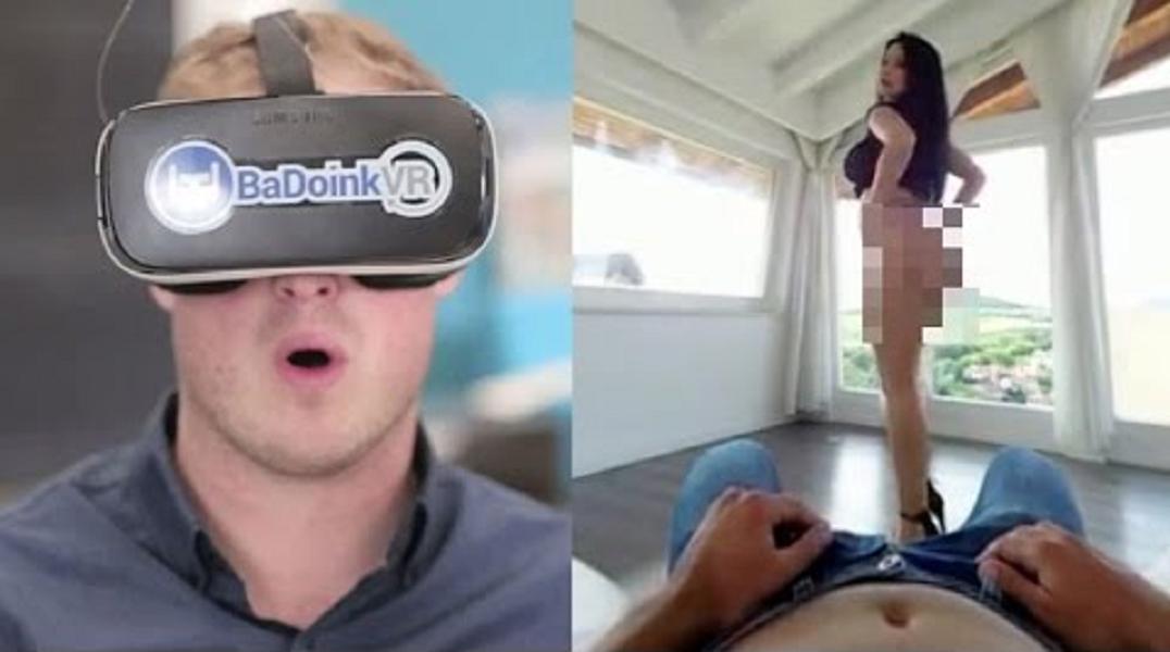 Секс Игры Виртуальной Реальности