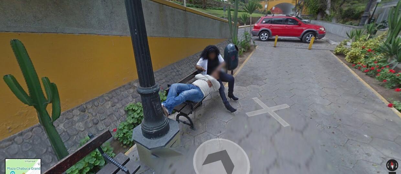 Google Street View Sfotografowalo Zdradzajaca Zone Antyradio Pl